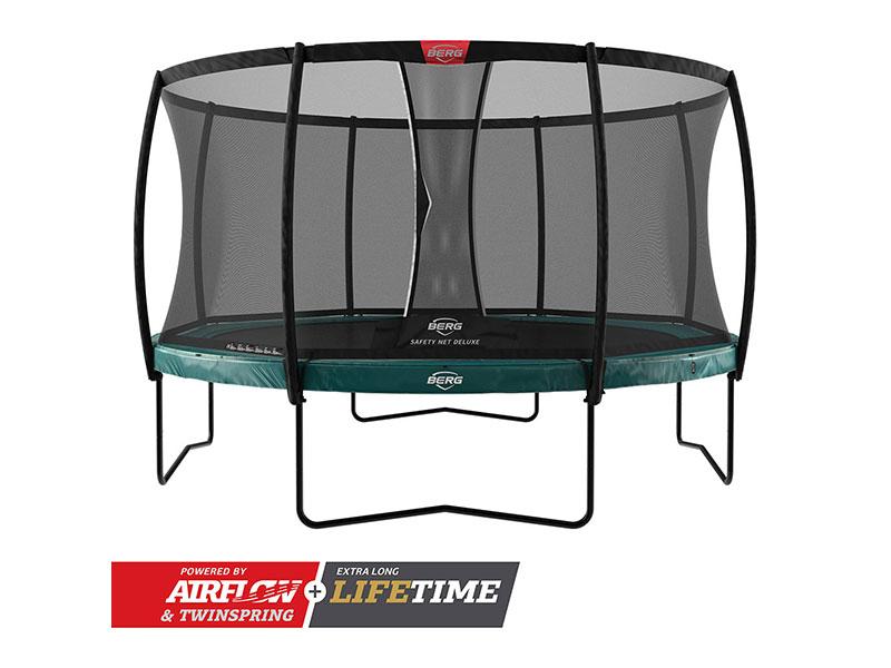 BERG-Elite-Regular-430-Green-+-Safety-Net-Deluxe