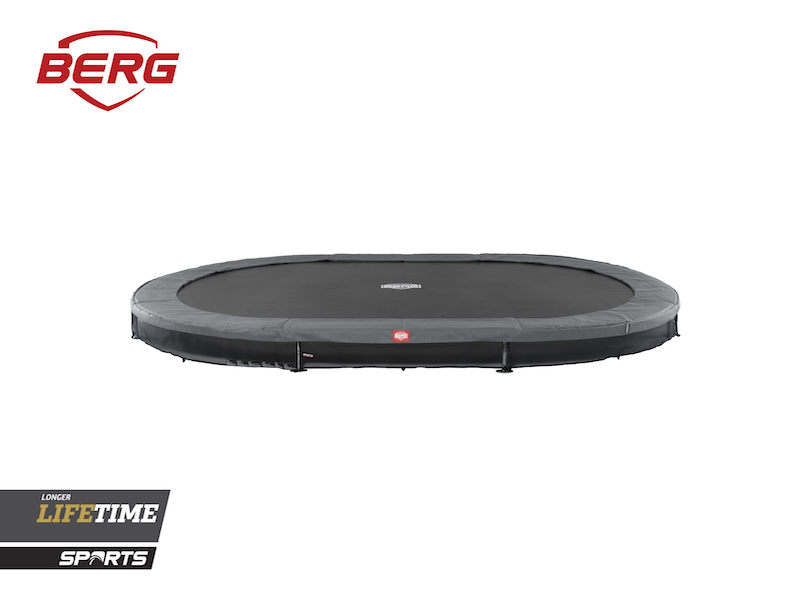 BERG InGround Grand Favorit Grey Sports